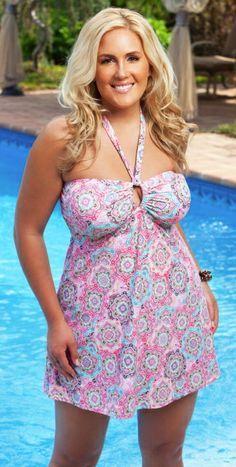 plus size swimwear | Plus Size Swimsuits | Stylish Swimwear for Full Figured Chicks