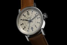 Haskell - Sand - Marloe Watch Company