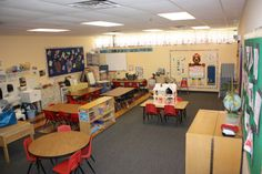 spaces, kindergarten, elementary, primary