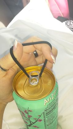 This brave hair elastic. | 27 Everyday Objects That Went Beyond The Call Of Duty