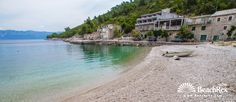 Beach Bristova - Bogomolje - Island Hvar - Dalmatia - Split - Croatia