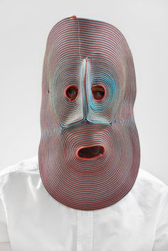 Studio Bertjan Pot - mask
