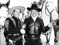 Cisco Kid and Hopalong Cassidy