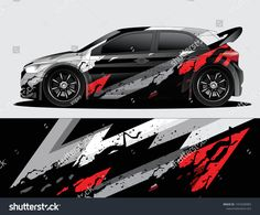 Find Rally Car Decal Graphic Wrap Vector stock images in HD and millions of other royalty-free stock photos, illustrations and vectors in the Shutterstock collection. Custom Jeep, Custom Cars, Car Stickers, Car Decals, Preppy Car, Racing Car Design, Drift Trike, Car Mods, Rally Car