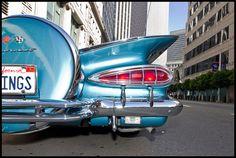 Impala with continental kit
