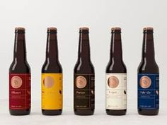 Cargo Brewery via Packaging of the World - Creative Package Design Gallery http://ift.tt/1PQ0ikj