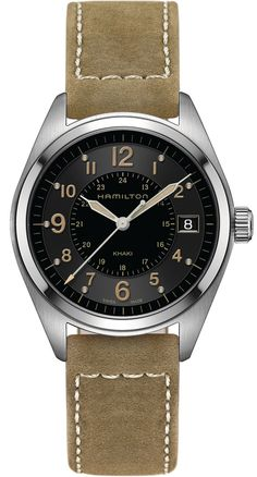 Hamilton Watch Khaki Field Quartz #basel-15 #bracelet-strap-leather #brand-hamilton #case-material-steel #case-width-40mm #delivery-timescale-call-us #dial-colour-black #gender-mens #luxury #movement-quartz-battery #new-product-yes #official-stockist-for-hamilton-watches #packaging-hamilton-watch-packaging #subcat-khaki-field #supplier-model-no-h68551833 #warranty-hamilton-official-2-year-guarantee