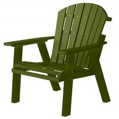Berlin Gardens Elite Comfo-Back Dining Chair - Kiwi Green