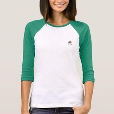 Akatsuki BellaCanvas 3/4 Sleeve Raglan T-shirt - naruto design custom gift present