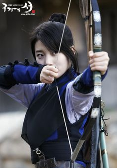 Suzy in Gu Family Book. If the heroine is adorable, plucky and likeable prepare for tears.