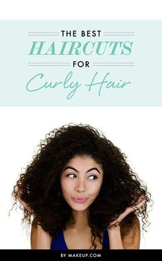 Can't do a thing with your curly hair? Check out these haircuts that work great with curly manes!