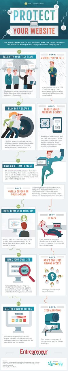 Make Hacking Harder (Infographic)