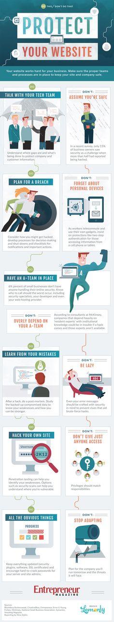 Make Hacking Harder (Infographic)