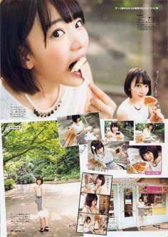 Miyawaki Sakura's Tokyo Date @ Samurai ELO ~ AKB48 Daily