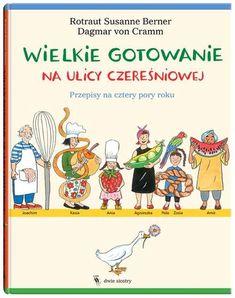 Znalezione obrazy dla zapytania książki o jedzeniu dla dzieci