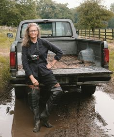 Annie Leibovitz: Pilgrimage, February 15- May 5, 2013 at the Georgia O'Keeffe Museum