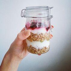 #jar #breakfast