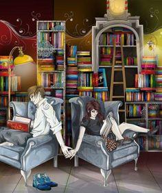 Don't know illustrator I Love Books, Books To Read, My Books, Reading Art, I Love Reading, Girl Reading, Art And Illustration, People Reading, Illustrator