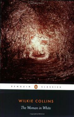 The Woman in White (Penguin Classics) by Wilkie Collins et al., http://www.amazon.com/dp/0141439610/ref=cm_sw_r_pi_dp_YgRutb0T894ZY