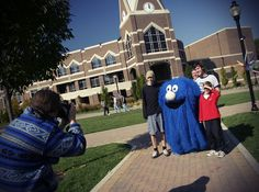 The Xavier Blue Blob