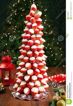 0fa77660029 Fresas árbol Navidad Fruit Christmas Tree
