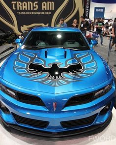 2017 Pontiac Trans Am Pontiac Cars, Pontiac Firebird Trans Am, Sweet Cars, Us Cars, Chevrolet Camaro, Camaro Rs, Bugatti, Custom Cars, Motor Car