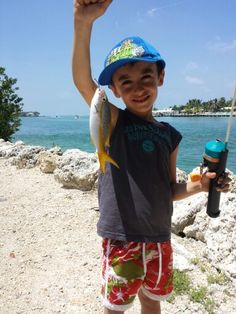 Fishing in Marathon, Florida