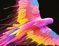 Ознакомьтесь с этим проектом @Behance: «Flying Colors» https://www.behance.net/gallery/1971303/Flying-Colors