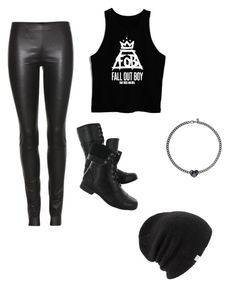 Untitled #53 by xoxox-hannah-xoxox on Polyvore featuring polyvore, fashion, style, The Row, Hush Puppies and Coal