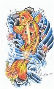 Koi Tattoo Art Japanese Fish Tattoos
