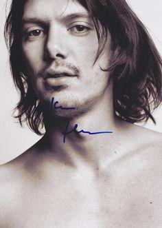 Lukas Haas Autographed Signed 8X10 Photo COA