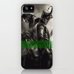Loki iPhone & iPod Case by Spiritius - $35.00
