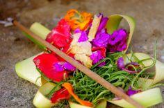 Balinese Offerings  Photographer: Eugene Fu (Malaysia) #RhythmOfBali