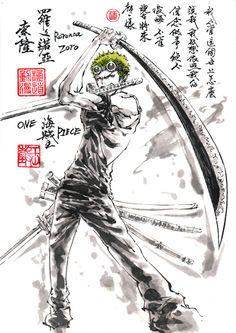 One Piece - Zorro