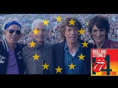The Rolling Stones - 14 ON FIRE - Europe - Thank you! - YouTube