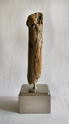 natural driftwood sculpture by NordlichtSF on Etsy, $39.99