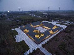 Organic Farm, Hebei, 2016 - Arch Studio