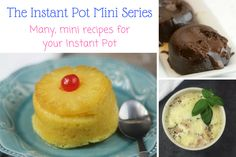 1.8K1161.8KShares The Instant Pot is great for many things. And cooking mini recipes is one of them. I have come up with this Instant Pot mini-series to show some of the great little recipes you can make with your InstantPot. Whether you are having a date night, or if it is just you eating, these …