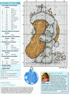 Gallery.ru / Фото #4 - The world of cross stitching 105 декабрь 2005 - tymannost