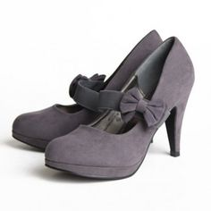 Maison Cottage Mary Jane Heels from Ruche - No Longer Available