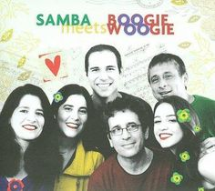 Various - Samba Meets Boogie Woogie