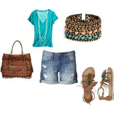 summer time!, created by ande-79.polyvore.com