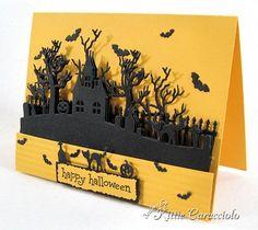 Impression Obsession DT Bewitching Halloween Blog Hop - KittieKraft