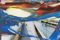 Gerhard Richter - Overpainted Photographs 2