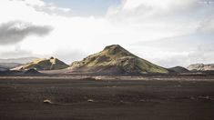 Beautiful Landscapes of Iceland by Caroline Allies #inspiration #photography