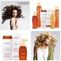 Lanza Healing Volume range  Provides incredible body and fullness to fine, thin hair.  http://www.salon-collective.co.uk/lanza_healing_volume.php