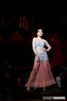 Rex Nicdao's Model: Kayla