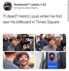 One Direction Photos, I Love One Direction, 5 Best Friends, Louis Tomilson, Normal Guys, Mutual Respect, Harry Styles Photos, Louis Williams, 1d And 5sos
