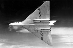 Avro Vulcan prototype