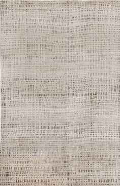 Soothing gray hand knotted rug from @dwellstudio's new Ludlow collection for Surya (LUD-2001).